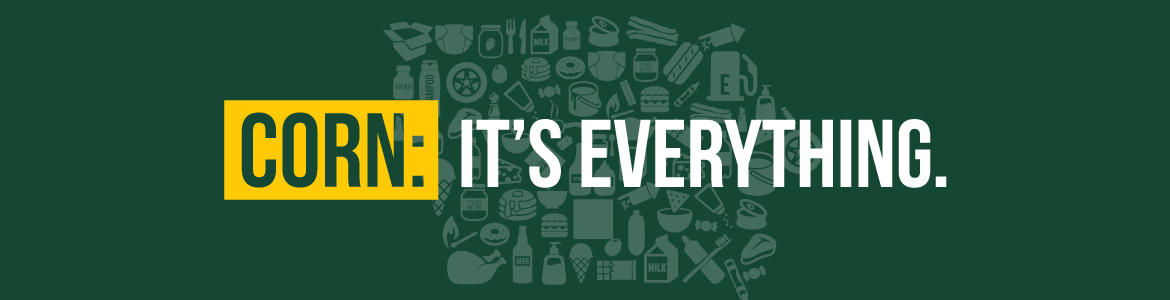 Corn: It's Everything page banner