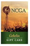 National Corn Growers Association (NCGA) Cabela's Gift Card
