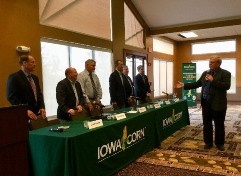 View post titled Harrison and Crawford County Host Iowa Secretary of Agriculture Candidate Forum